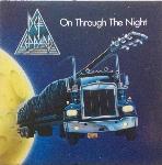 Def Leppard : On Through The Night (LP)