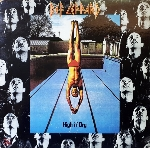 Def Leppard : High N' Dry (LP)