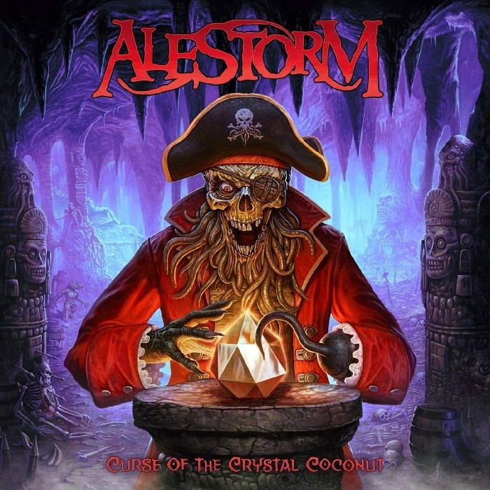 Alestorm : Curse Of The Crystal Coconut (CD)