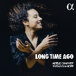 Charvet, Adèle : Long Time Ago - & Susan Manoff (CD)
