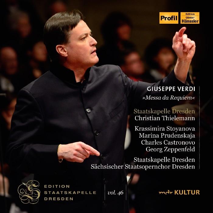 Verdi, Giuseppe :  Messa Da Requiem (CD)