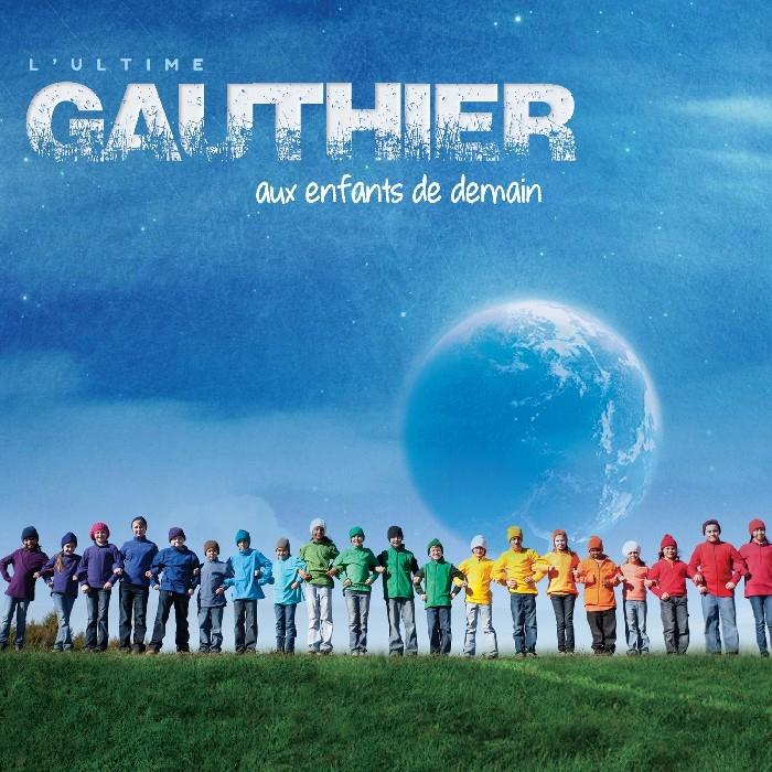 Gauthier, Claude : Aux enfants de demain (CD)
