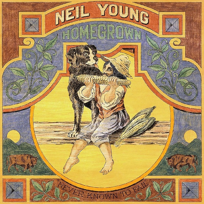 Young, Neil : Homegrown (CD)