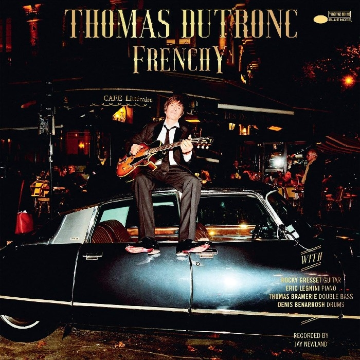 Dutronc, Thomas : Frenchy (CD) (copie)