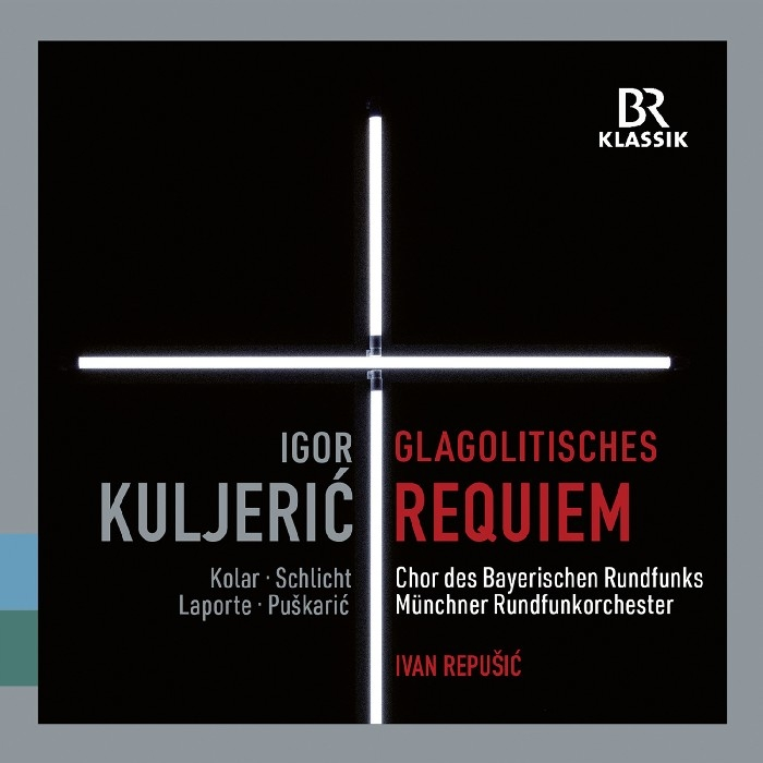 Kuljeric, Igor : Croatian Glagolitic Requiem (CD)
