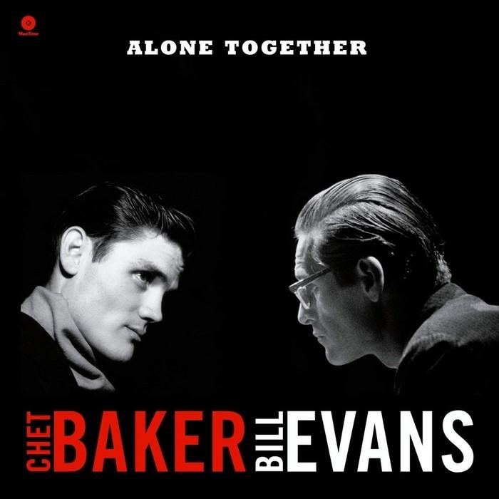 Baker, Chet : Alone Together & Bill Evans (LP)
