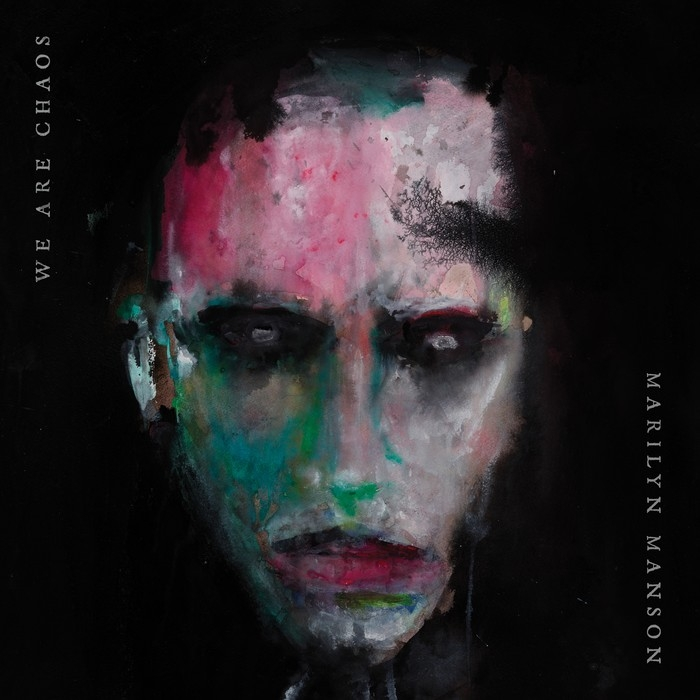 Marilyn Manson : We Are Chaos (CD)