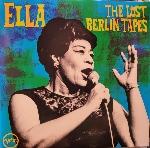Ella Fitzgerald : Ella The Lost Berlin Tapes (2LP)