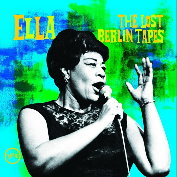 Ella Fitzgerald : Ella The Lost Berlin Tapes (2LP)