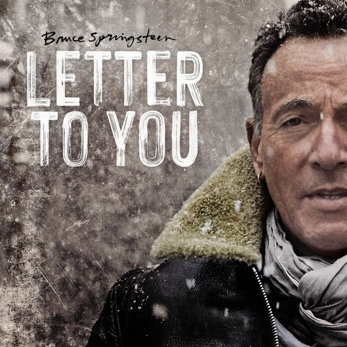 Springsteen, Bruce : Letter To You (2LP)