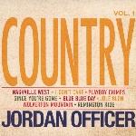 Officer, Jordan : Country, Vol. 1 (CD)
