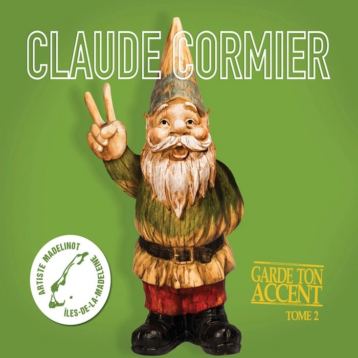 Cormier, Claude : Garde ton accent, tome 2 (CD)