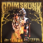 Grimskunk : Meltdown - Gold Vinyl (LP)