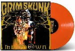 Grimskunk : Meltdown - Orange Vinyl (LP)