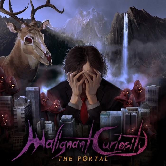 Malignant Curiosity : The Portal (CD)