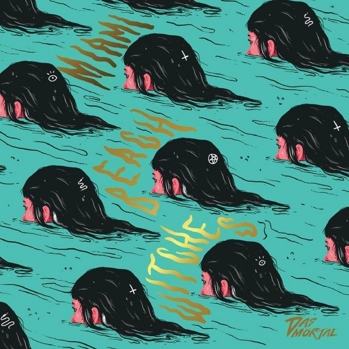 Das Mortal : Miami Beach Witches (LP)
