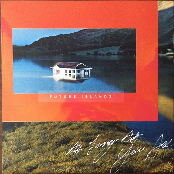 Future Islands : As Long As You Are - Petrol Blue Vinyl (LP)