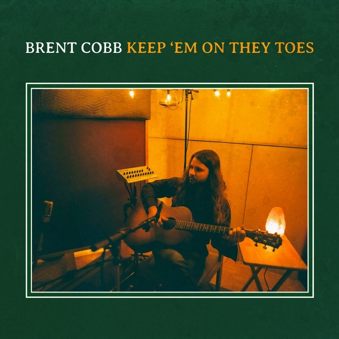Cobb, Brent : Keep 'Em On They Toes (LP)