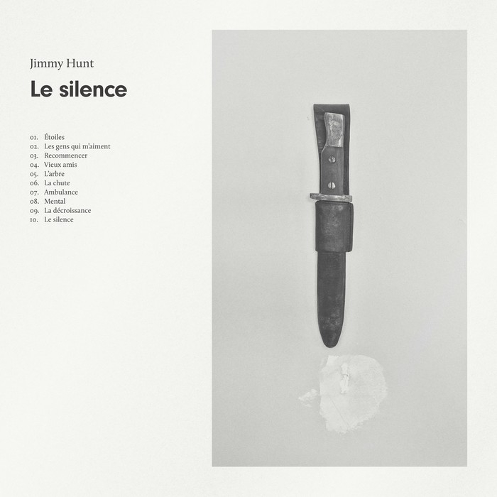 Hunt, Jimmy : Le silence (CD)