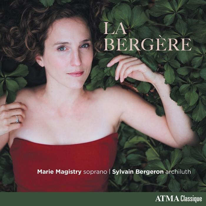 Magistry, Marie : La bergère (CD)