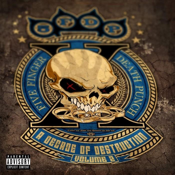Five Finger Death Punch : A Decade Of Destruction, Vol. 2 (2LP)