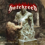 Hatebreed : Weight Of The False Self - Colored Vinyl (LP)