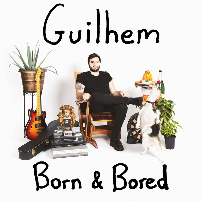 Guilhem : Born & Bored (LP)