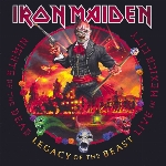 Iron Maiden : Nights Of The Dead - Live In Mexico City (2CD)