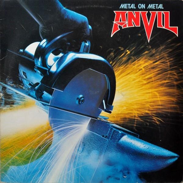 Anvil : Metal On Metal (LP)