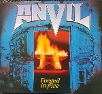 Anvil : Forged In Fire (LP)