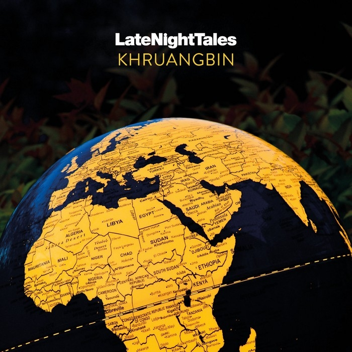 Khruangbin : LateNightTales - Limited Orange Vinyl (2LP)