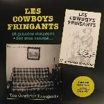 Les Cowboys Fringants : Enfin réunis les deux premiers disques broches à foin (2LP)