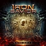 Iron Savior : Skycrest - Clear Blue Vinyl (LP)