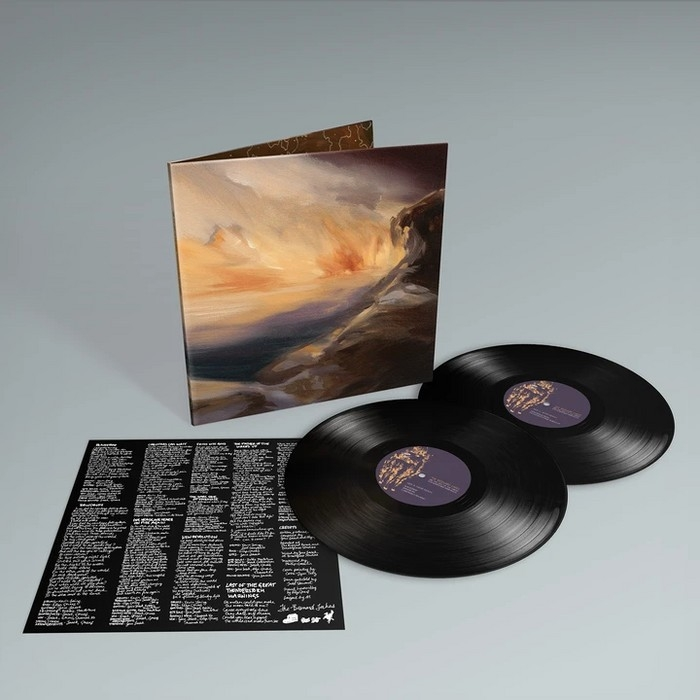 The Besnard Lakes : The Besnard Lakes Are The Last Of The Great Thunderstorm Warnings (2LP)