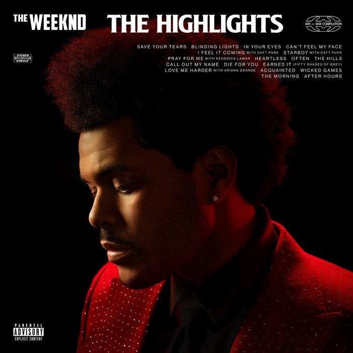 The Weeknd : The Highlights (CD)