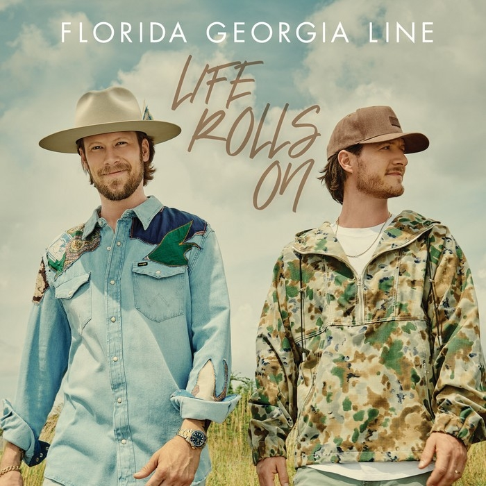 Florida Georgia Line : Life Rolls On (CD)