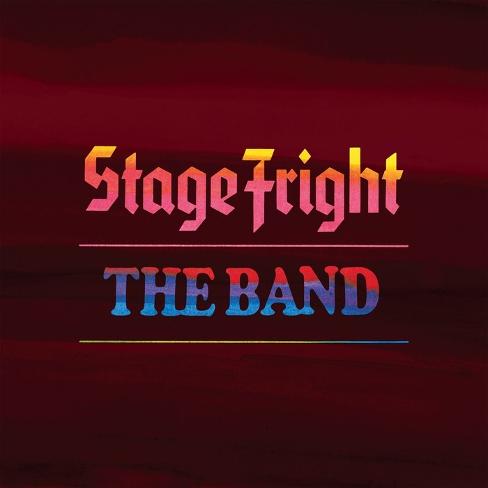 The Band : Stage Fright - 50th Anniversary Deluxe Edition (2CD)
