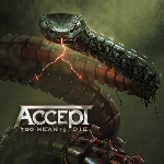 Accept : Too Mean To Die - Red/White Vinyl (LP)