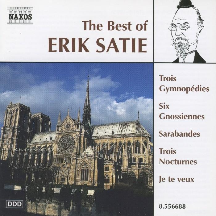 Satie, Erik : The Best Of Erik Satie (CD)