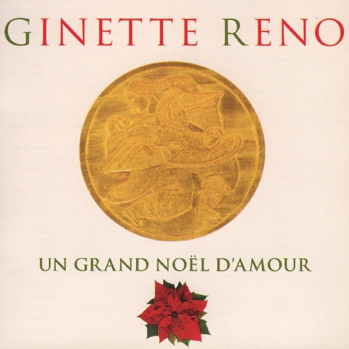 Reno, Ginette : Un grand Noël d'amour (CD)